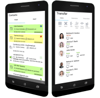 InfoServ CRM - Mobile Application