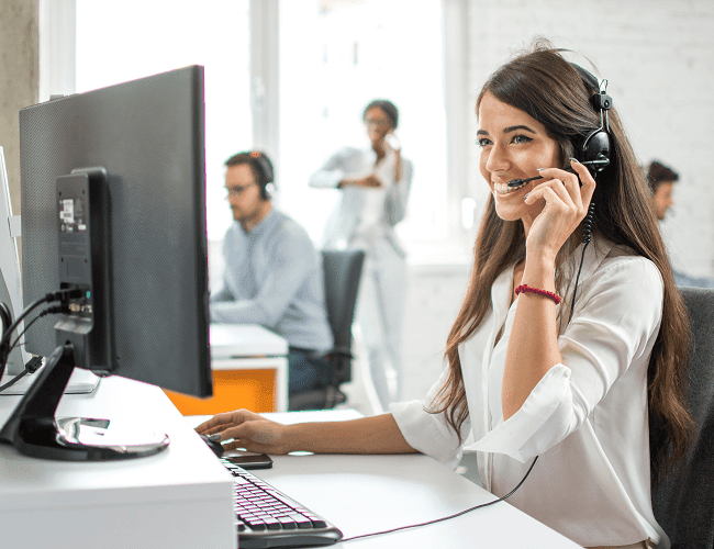 Inbound Call Center and Hot Line Support