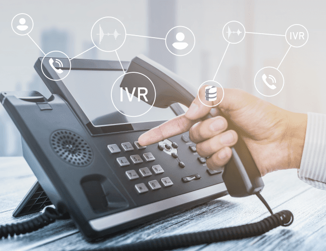 IVR and Automatic Phone Service